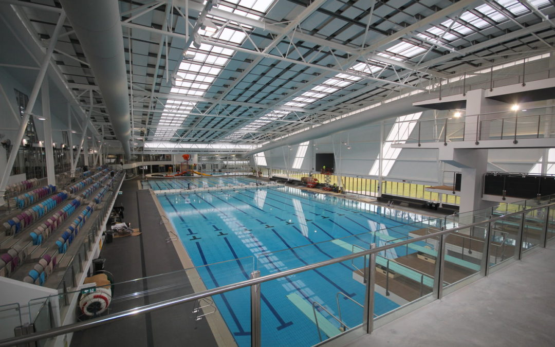 Ringwood Aquatic Centre Project